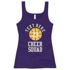 Tim's Cheer Squad