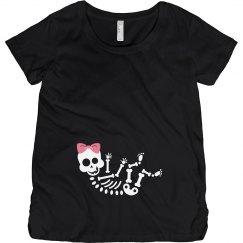 Baby Girl Skeleton