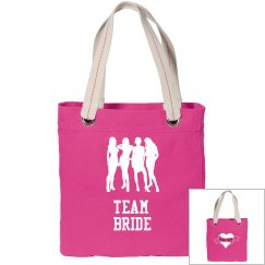 "Team Bride ""Add Name"""