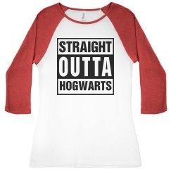 Straight Outta Hogwarts