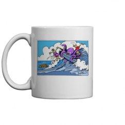 Giant Squid Nipper mug