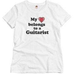 Love a guitarist