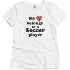 Love a soccer player