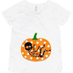 Baby Pumpkin Skeleton