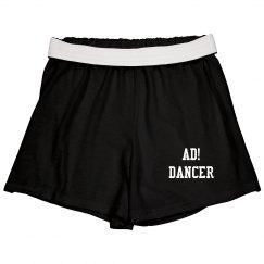 Youth Cheer Shorts