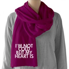 Cold Heart Scarf