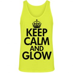 Keep Calm Glow Run