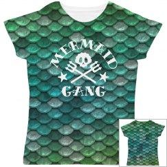 Trendy Mermaid Gang Mermaid Scales