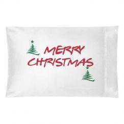 Pillow Case Christmas