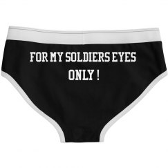 Soldiers eyes only