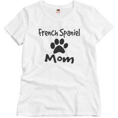 French Spaniel Mom
