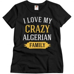Crazy Algerian Family