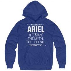 Ariel the man the myth the legend
