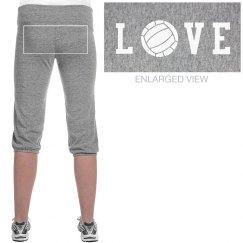 Volleyball Love