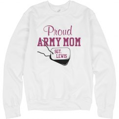 A Lot of Army Mom Pride