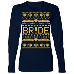 Bride Ugly Sweater Tees