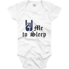 Baby Rock Me to Sleep