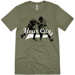 Custom City Football