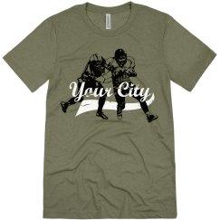Custom City Football