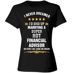 Super hot Financial Advisor