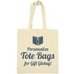 Design and Gift Tote Bags