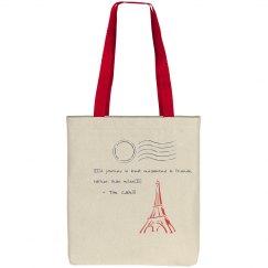 Travel Tote Paris