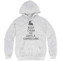 Keep calm and date a Capricorn