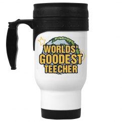 Goodest Teacher Mug
