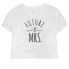 Future Mrs Tank Top