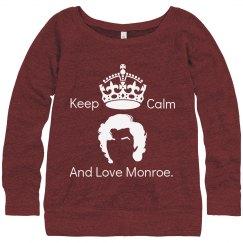 Monroe Design Keep Calm