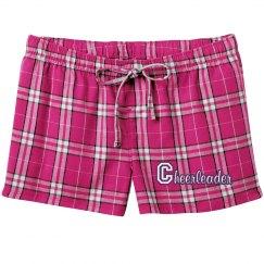 C for Cheerleader