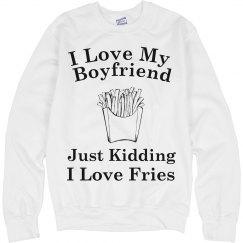 I Love Fries