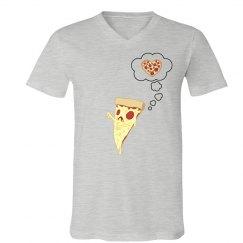 zombie pizza love