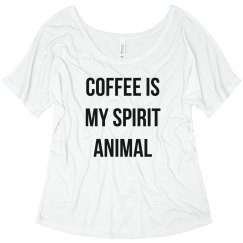 Coffee Spirit Animal