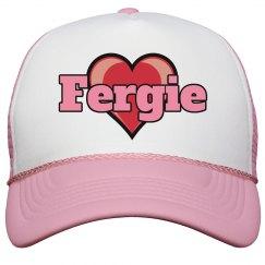 I love Fergie