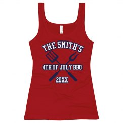 The Smith's 4th BBQ