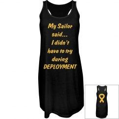 Deployment Dress