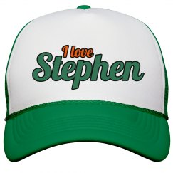 I love Stephen