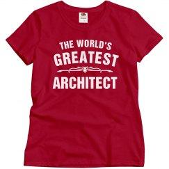 World's greatest Architec