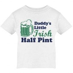 Daddy's Little Half Pint