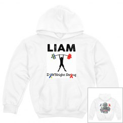 Liam's Youth Hoodie