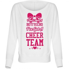 Cheer Team Love