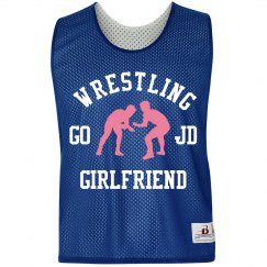 Wrestling Girlfriend Pink
