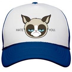 A Grumpy Cat Trucker