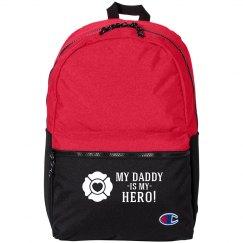 Proud Firefighter Child