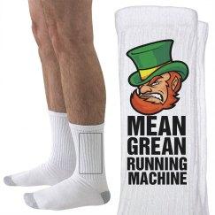 St Pattys Mean Green Run Machine