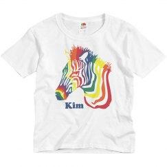 Kim's Rainbow Zebra