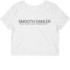 Smooth Dancer Ballroom Shirt