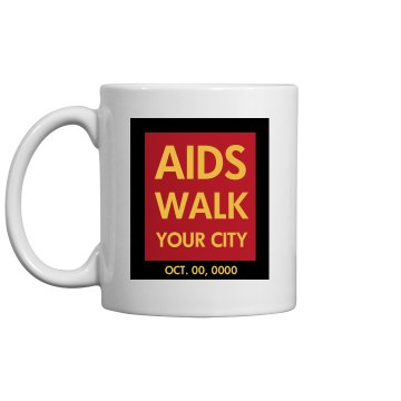 AIDS Awareness Walk Promo