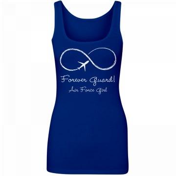 Air Force Guard Girl